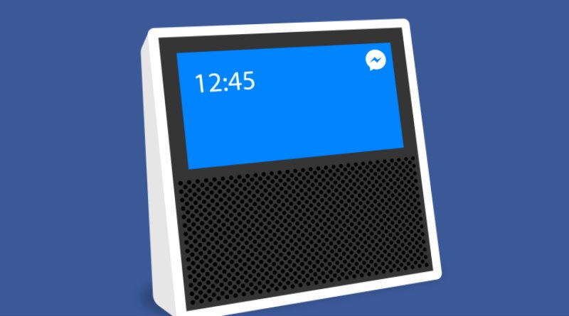facebook-smart-speaker
