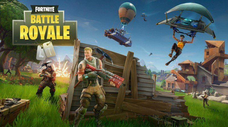 fortnite-juegos-battle royale