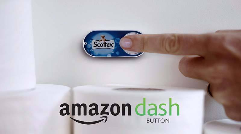 Dash Button-Amazon