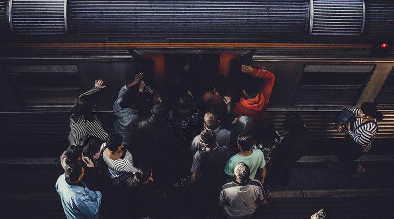 transporte-público-China-Crédito-Social-Tren