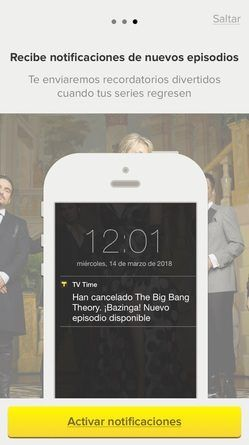 Tv-Time- App