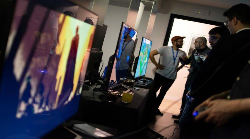 En el evento se pudieron probar demos de los juegos anunciados