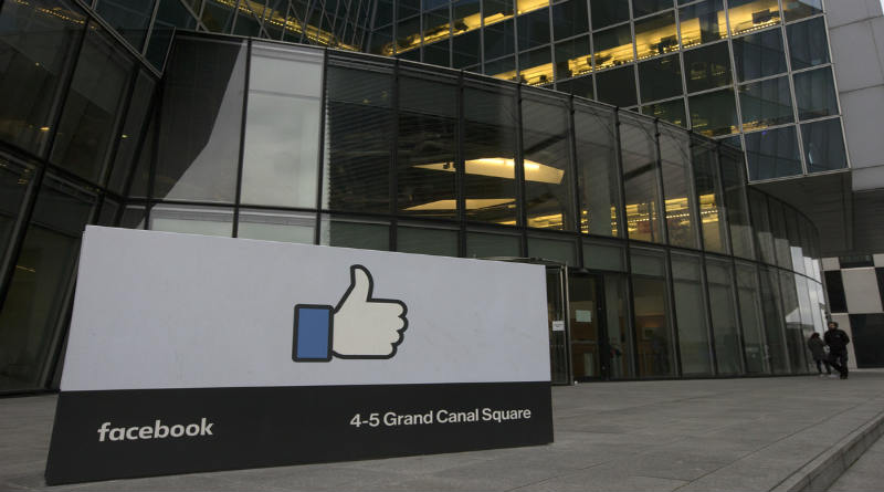 Facebook-Irlanda