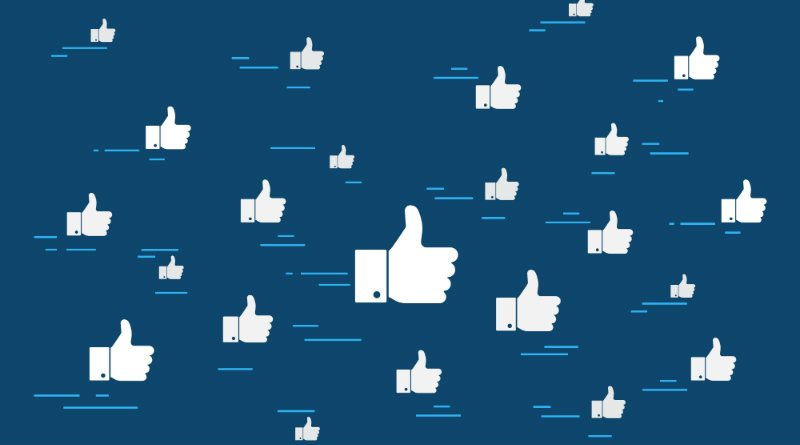 Facebook thumbs