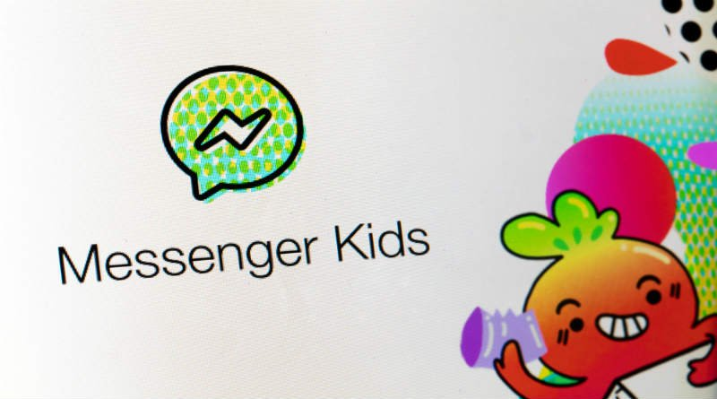 Messenger Kids-logo