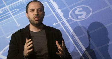 Jan Koum cofundador de WhatsApp