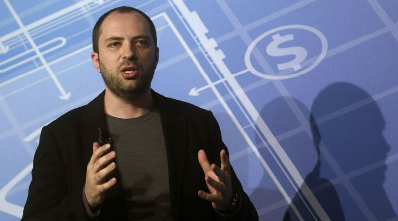 Jan Koum cofundador de WhatsApp