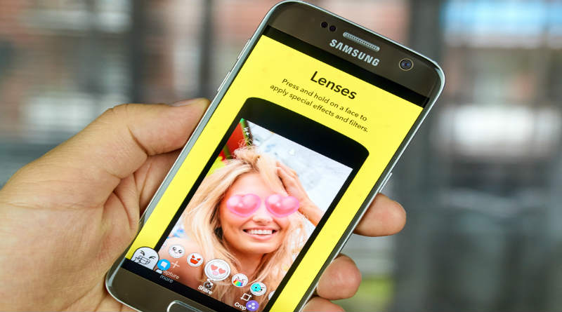 Snapchat Lens