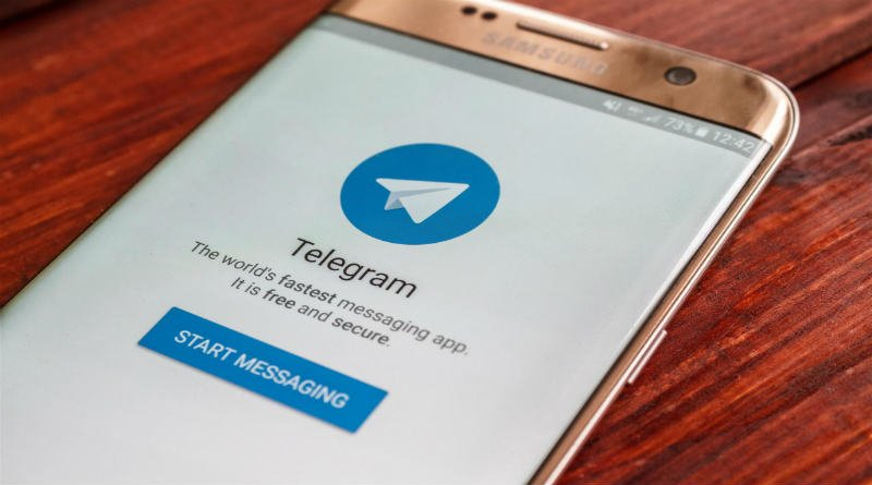 Telegram ser anónimo chat grupal