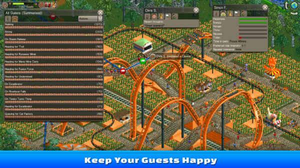 Rollercoaster Ttycoon