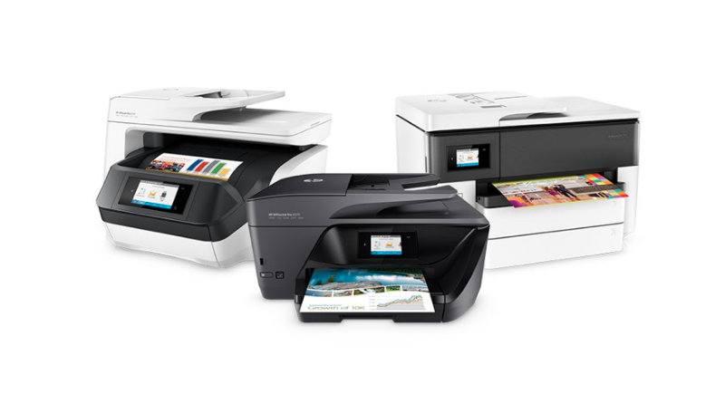 HP Impresoras
