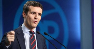 Pablo Casado es el candidato a presidir el PP más mencionado en Twitter