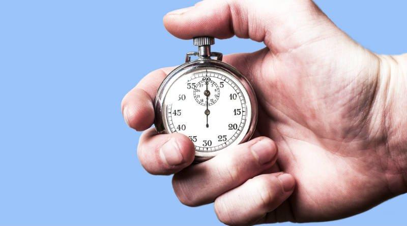 Reloj Minuto Internet