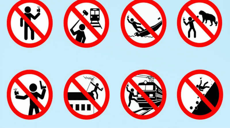 Selfies Muerte