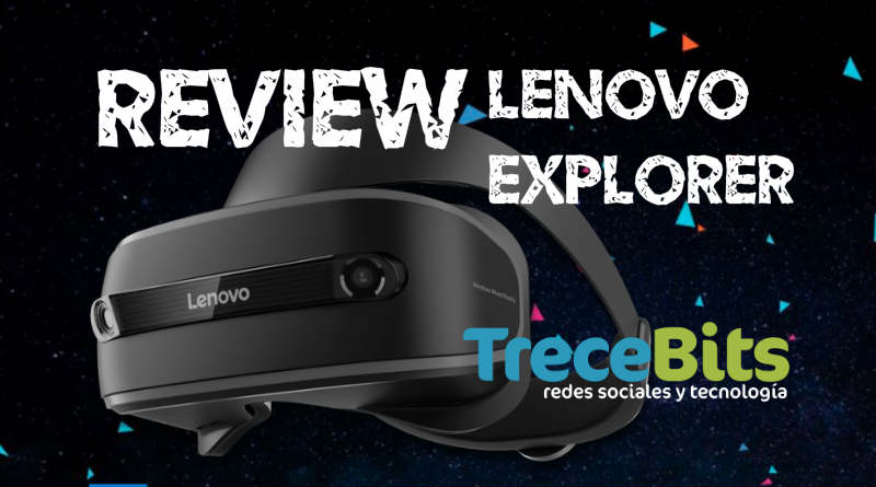Review: Headset de realidad mixta Lenovo Explorer [Vídeo]