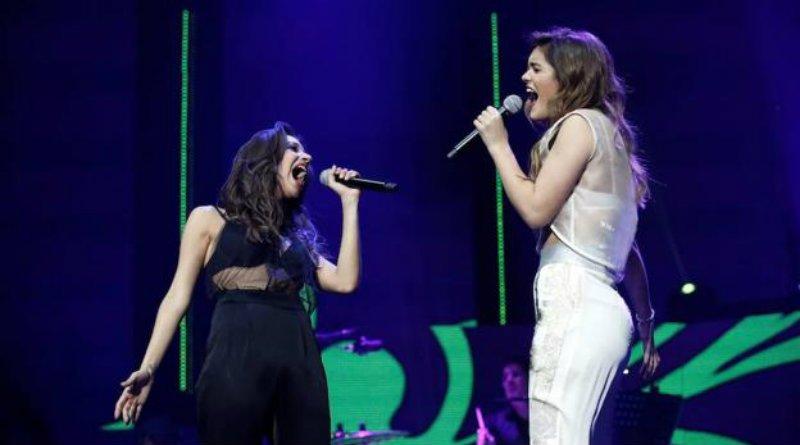 Amaia y Ana Guerra