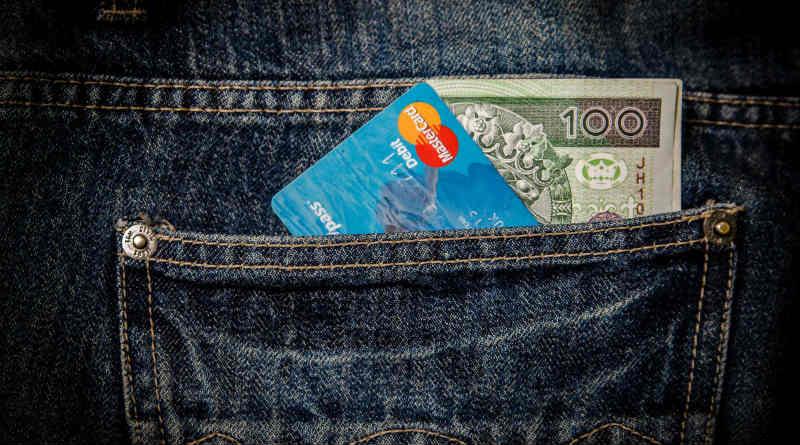 Dinero-tarjetas