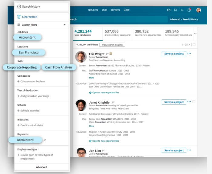 Empleos LinkedIn 1