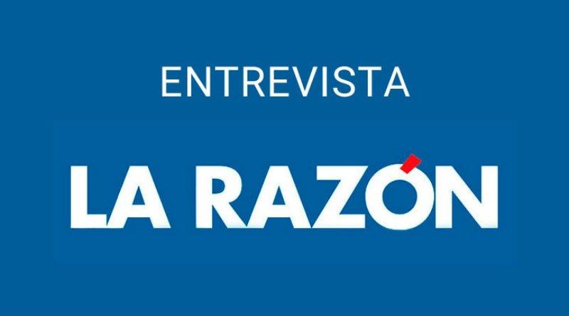 La Razón Entrevista