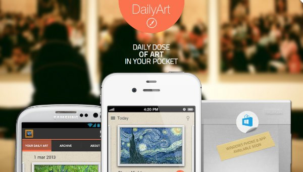 Daily Art App