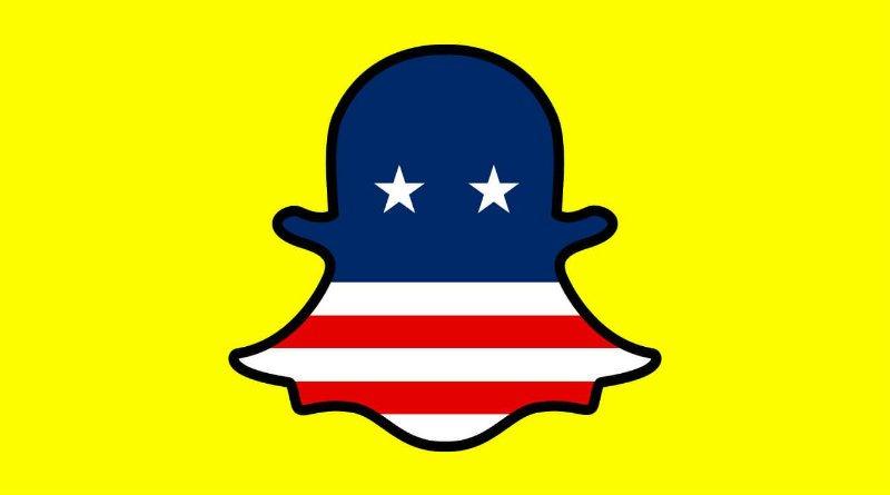 Elecciones Snapchat