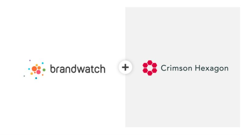 Brandwatch Crimson Hexagon