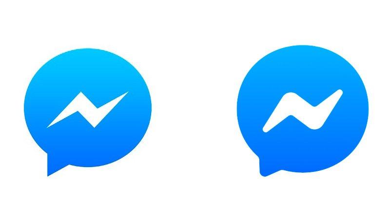 Nuevo logo de Messenger 4