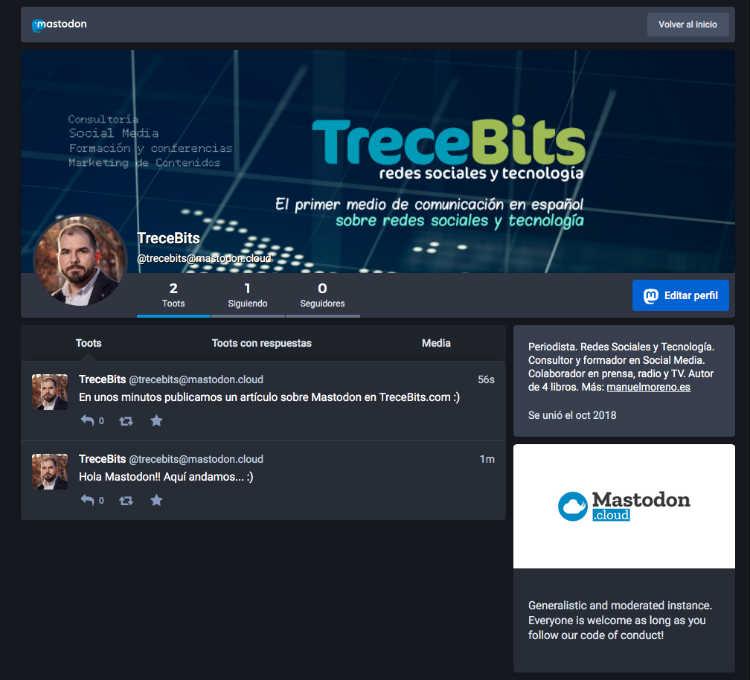 Mastodon TreceBits