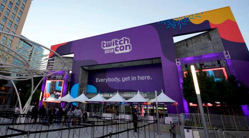 Conferencia de Twitch 2018