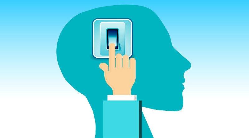 Cerebro desconexión digital