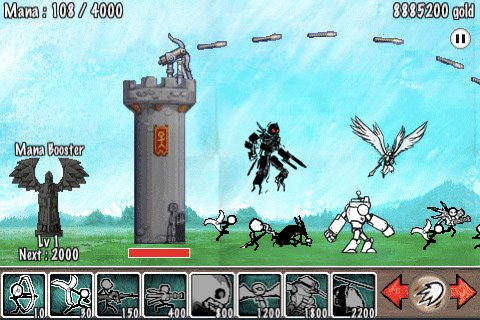 cartoon wars juego