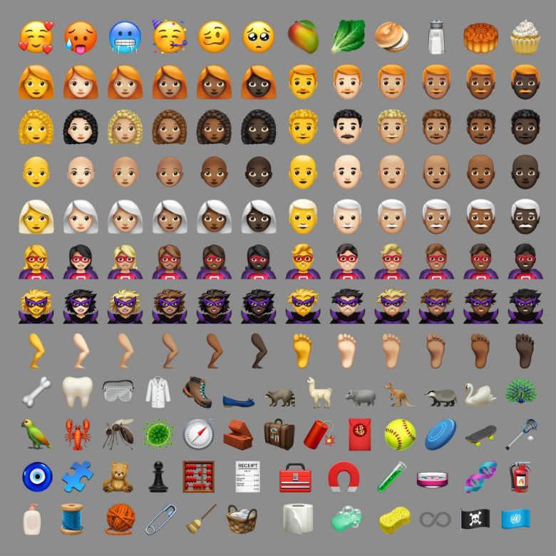 emoji ios 12