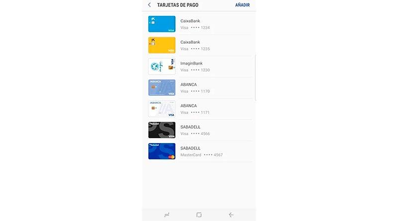 App Samsung Pay