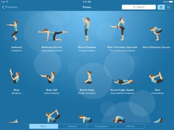 yoga pocket ejercicio