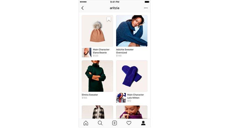 Nuevos perfiles corporativos Instagram