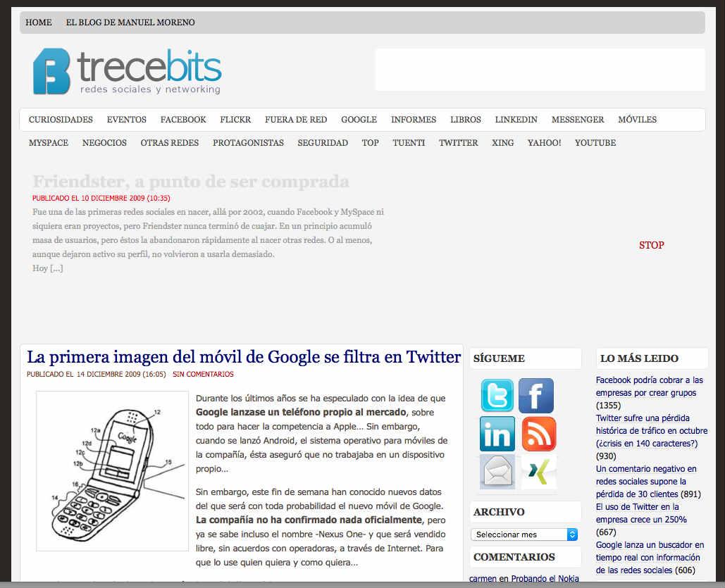 TreceBits 2009