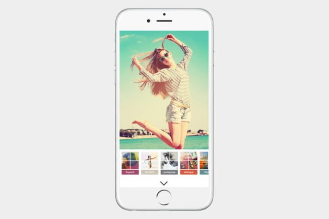 Retrica Selfie App
