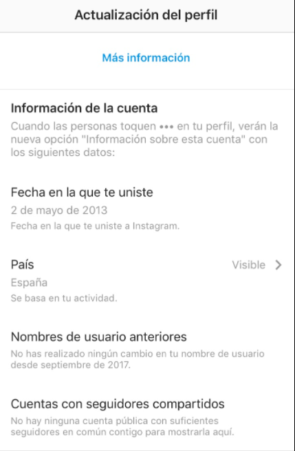 Instagram notificaciones 2