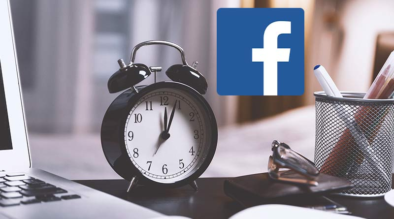 Facebook reloj