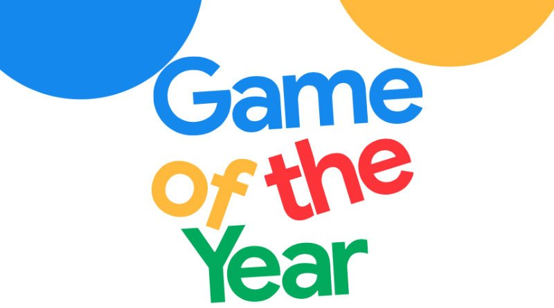 Juego del Año Google Game of Year