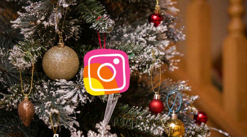 Navidad Instagram