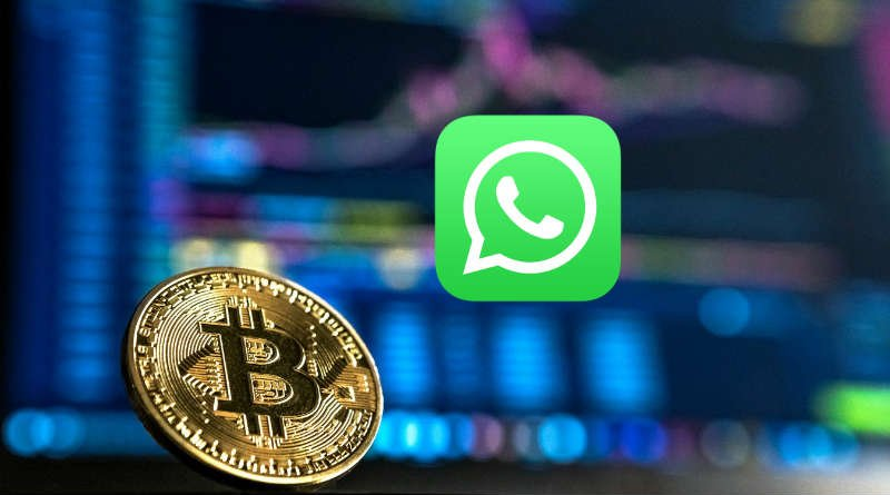 Whatsapp criptomoneda