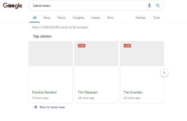 Google Ley