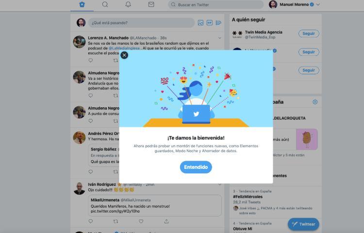 Nuevo Twitter 1