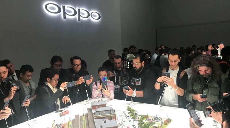 OPPO Mobile World Congress