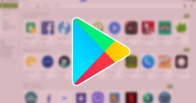 Google cambia el diseño de su tienda Play Store