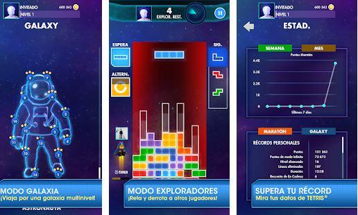 Tetris Juegos Clásicos
