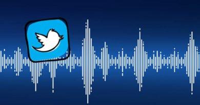 Twitter tuits de audio