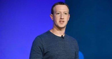 Mark Zuckerberg ya no es uno de los tres hombres más ricos del mundo