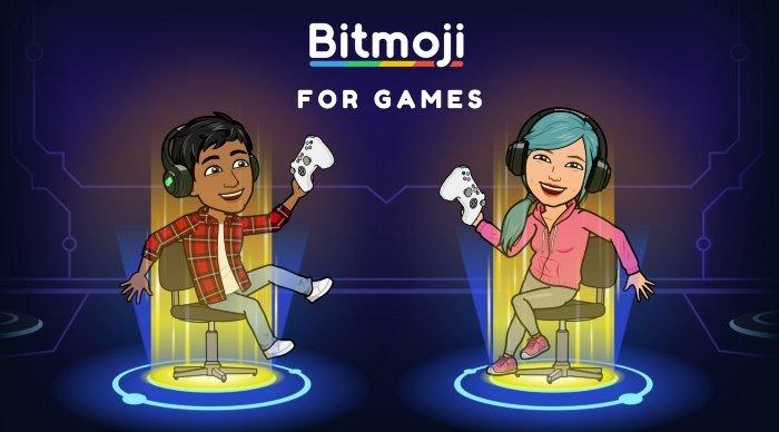 Bitmoji para juegos